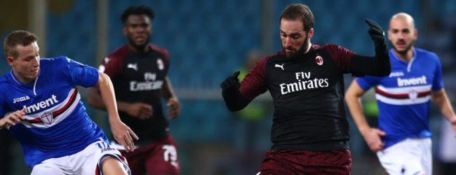 Coppa Italia: Milan pokonuje Sampdorie po dogrywce