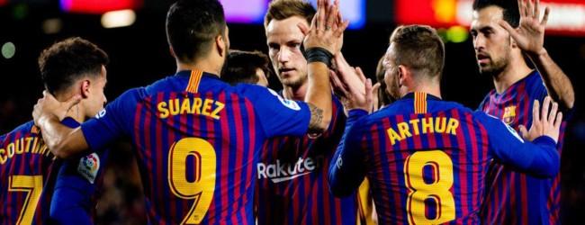 Barcelona odrabia straty i melduje się w półfinale Copa Del Rey!