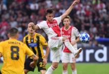 Tagliafico: Podoba mi się La Liga, ale jestem skoncentrowany na teraźniejszości