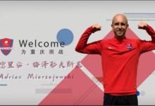 Adrian Mierzejewski pozostanie w chińskiej ekstraklasie!