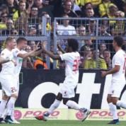 Bundesliga: Wyniki niedzielnych spotkań