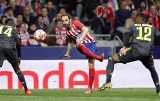 Juventus na kolanach, Atletico bliżej 1/4 finału!