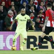 Bezbarwna Barcelona remisuje na San Mames