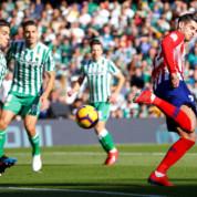 Sensacja w Sewilli! Betis wygrywa z Atletico Madryt