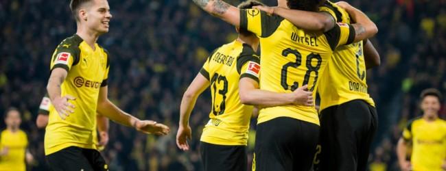 Bundesliga: Przełamanie BVB oraz Eintrachtu