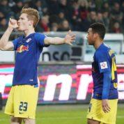 Bundesliga: Lipsk wysoko pokonuje Hannover