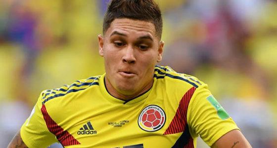 River Plate prowadzi negocjacje z Juanem Quintero w sprawie nowego kontraktu