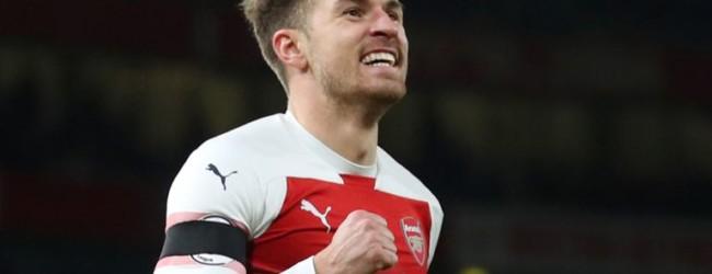 Oficjalnie: Ramsey piłkarzem Juventusu [AKTUALIZACJA]