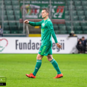 Krzysztof Mączyński nie pomoże Śląskowi w meczu z Cracovią
