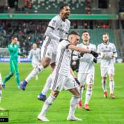 LOTTO Ekstraklasa: Legia rzutem na taśmę wygrywa w Zabrzu