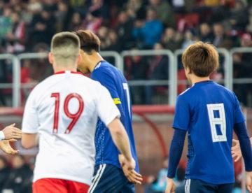 Polska U-20 przegrywa z Niemcami