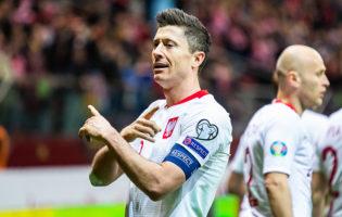 Lewandowski: Dobrze, że już na tym etapie przydarzył się taki mecz