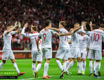 Polska – Łotwa [GALERIA]