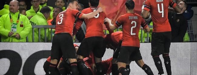 LE: Osłabiony Arsenal przegrywa we Francji