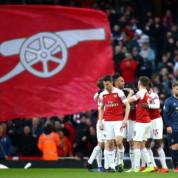 LE: Arsenal wygrywa w Neapolu i melduje się w półfinale