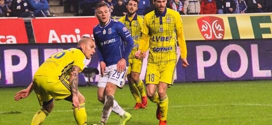 Galeria z meczu Lech Poznań – Arka Gdynia 1:0 (1:0)