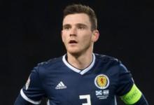 Andy Robertson do dyspozycji selekcjonera na mecz z San Marino