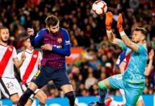 Wygrana Barcelony przed meczem w Lidze Mistrzów