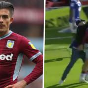 Podczas spotkania Championship kibic zaatakował piłkarza!
