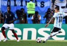 Angel Di Maria opuszcza zgrupowanie reprezentacji Argentyny