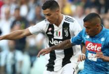 Juventus lepszy od Napoli w bitwie o Italię!