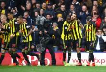 Watford rzutem na taśmę wygrywa z Leicester