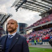 Maciej Stolarczyk: Chcieliśmy walczyć o najwyższe lokaty