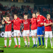 LOTTO Ekstraklasa: Matej Palčič z dubletem, Wisła remisuje z Piastem Gliwice