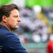 Runjaić: W PKO Ekstraklasie nie ma łatwych spotkań
