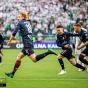 PKO Ekstraklasa: Pogoń Szczecin kontynuuje serię i pokonuje Wisłę Kraków