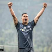 Oficjalnie: Carlitos odszedł z Legii
