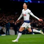 Son bohaterem Tottenhamu