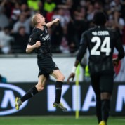 Eintracht odrabia straty i jest w półfinale