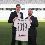 Legia Warszawa rozpoczyna współpracę z TicketCo w zakresie systemu biletowego