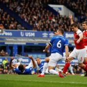 Premier League: Arsenal bezradny na Goodison Park