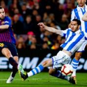 Barcelona o krok bliżej do tytułu mistrza Hiszpanii