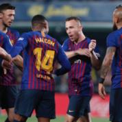 Wielkie emocje i remontada Barcelony w meczu z Villarrealem