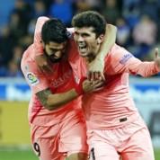 Wyjazdowa wygrana Barcelony
