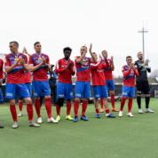 I liga: Raków powrócił na zwycięską ścieżkę i jest o krok od Ekstraklasy