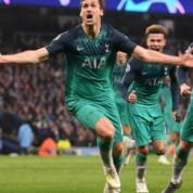 Wesoły mecz na Etihad Stadium. Grad goli i sensacyjny awans Tottenhamu!