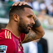 Sparingi: Legia przegrywa