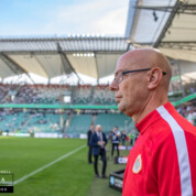 Oficjalnie: Ben van Dael zwolniony z Zagłębia Lubin