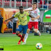MŚ U-20: Łódź zdobyta przez Kolumbię