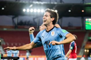 MŚ U-20: Urugwaj – Norwegia [GALERIA]