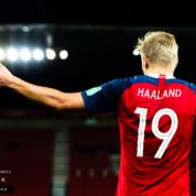 RB Salzburg ustalił cenę za Erlinga Haalanda