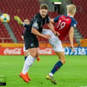 MŚ U-20: Norwegia – Nowa Zelandia [GALERIA]