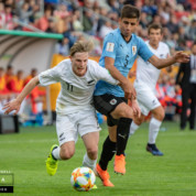 Urugwaj z kompletem punktów i pierwszym miejscem w grupie