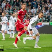 PKO Ekstraklasa: Mistrzowie Polski z ważną wygraną. Legia w coraz trudniejszej sytuacji