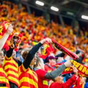PKO Ekstraklasa: Klimala i Bodvarsson zapewnili zwycięstwo Jagiellonii Białystok