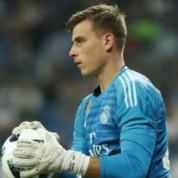 Łunin chce wrócić do Realu Madryt